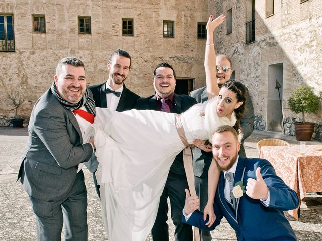 La boda de Sergio y Vero en Pastrana, Guadalajara 23