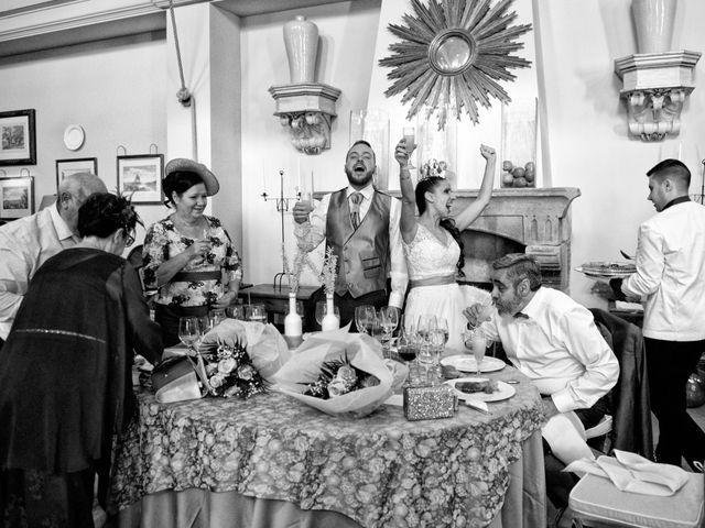 La boda de Sergio y Vero en Pastrana, Guadalajara 26