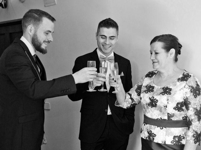 La boda de Sergio y Vero en Pastrana, Guadalajara 27