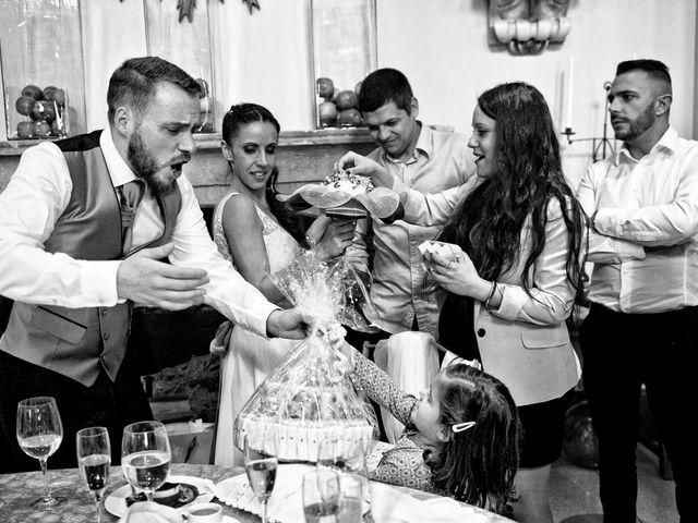 La boda de Sergio y Vero en Pastrana, Guadalajara 32