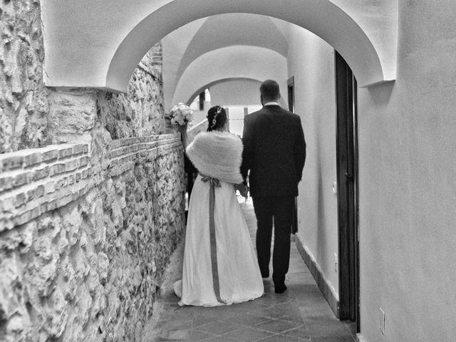 La boda de Sergio y Vero en Pastrana, Guadalajara 42