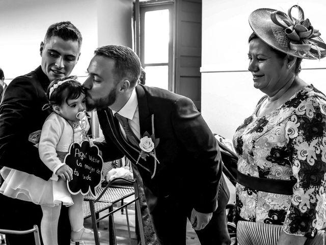 La boda de Sergio y Vero en Pastrana, Guadalajara 55