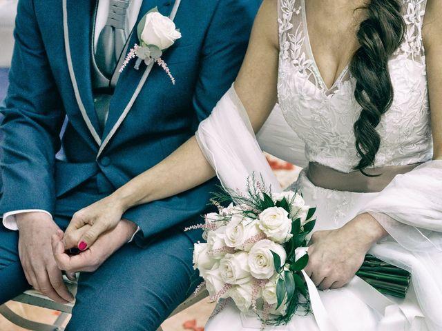 La boda de Sergio y Vero en Pastrana, Guadalajara 56