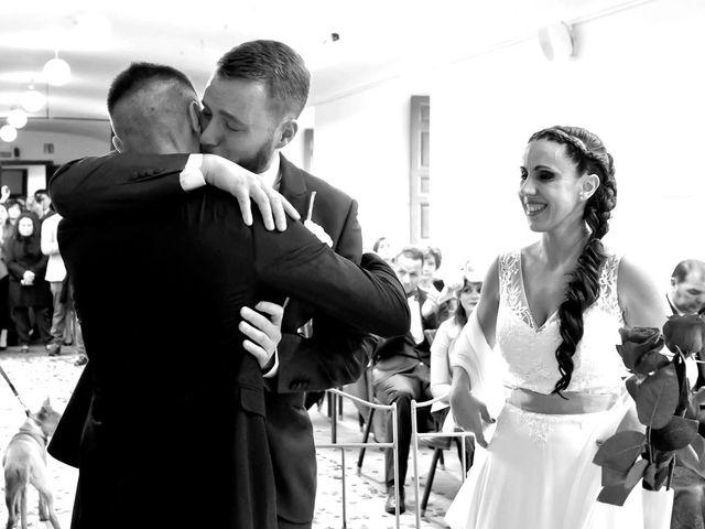 La boda de Sergio y Vero en Pastrana, Guadalajara 57