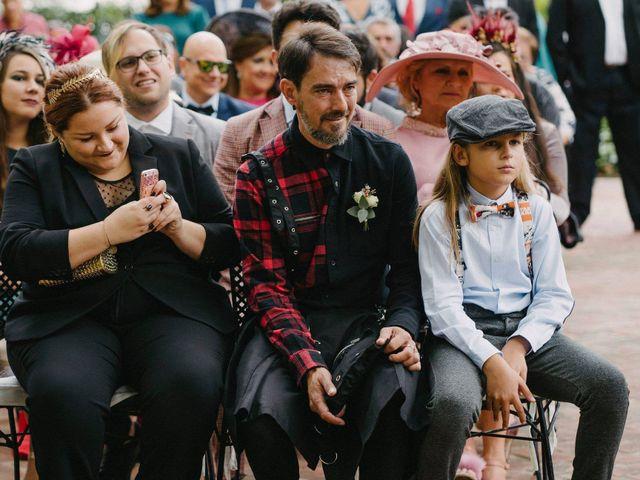 La boda de Pepe y Davinia en Málaga, Málaga 22
