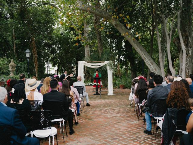 La boda de Pepe y Davinia en Málaga, Málaga 30