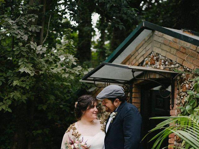 La boda de Pepe y Davinia en Málaga, Málaga 49