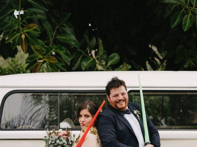 La boda de Pepe y Davinia en Málaga, Málaga 80