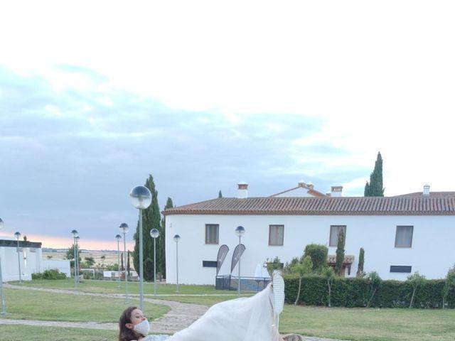 La boda de David y Vanesa en Cáceres, Cáceres 5