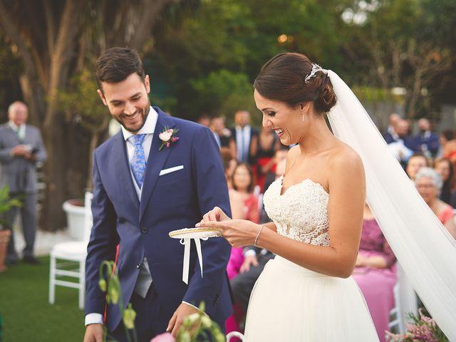 La boda de Carlos y Lorena en San Roque, Cádiz 2