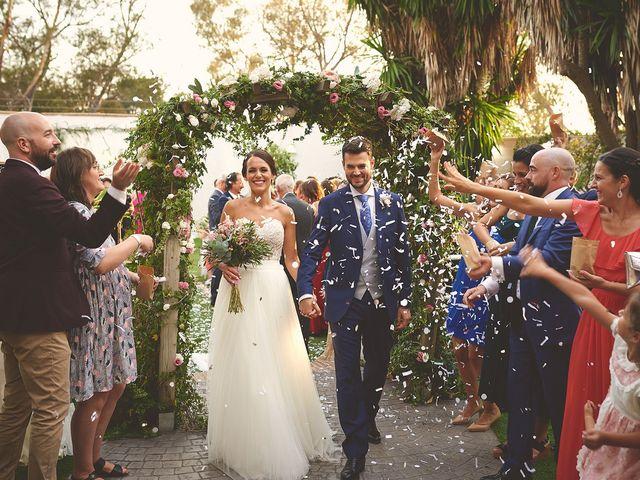 La boda de Carlos y Lorena en San Roque, Cádiz 5