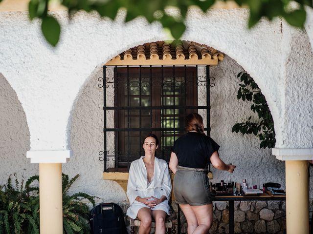 La boda de Michael y Pascaline en Cartama, Málaga 4