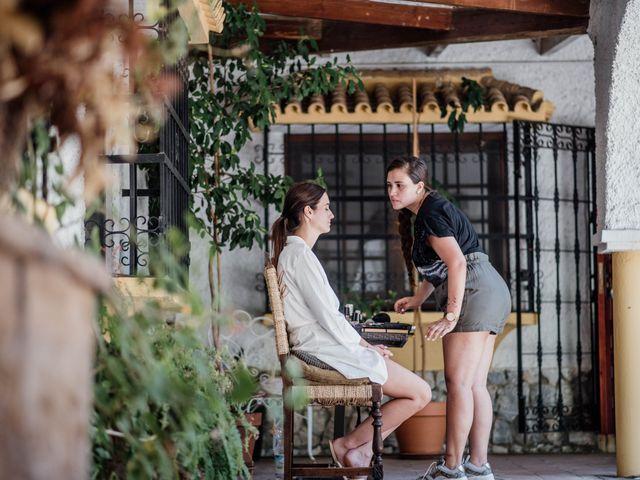 La boda de Michael y Pascaline en Cartama, Málaga 7