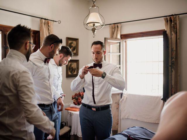La boda de Michael y Pascaline en Cartama, Málaga 27