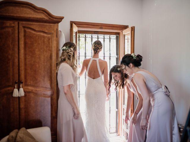 La boda de Michael y Pascaline en Cartama, Málaga 39