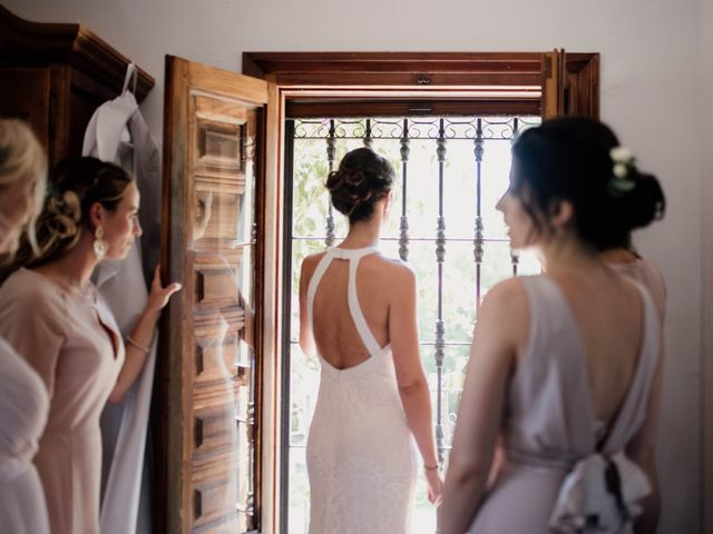 La boda de Michael y Pascaline en Cartama, Málaga 40