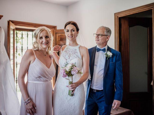 La boda de Michael y Pascaline en Cartama, Málaga 46