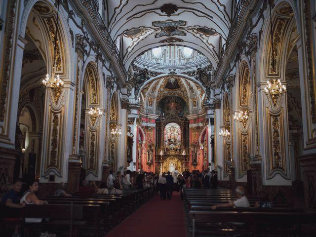 La boda de Michael y Pascaline en Cartama, Málaga 47