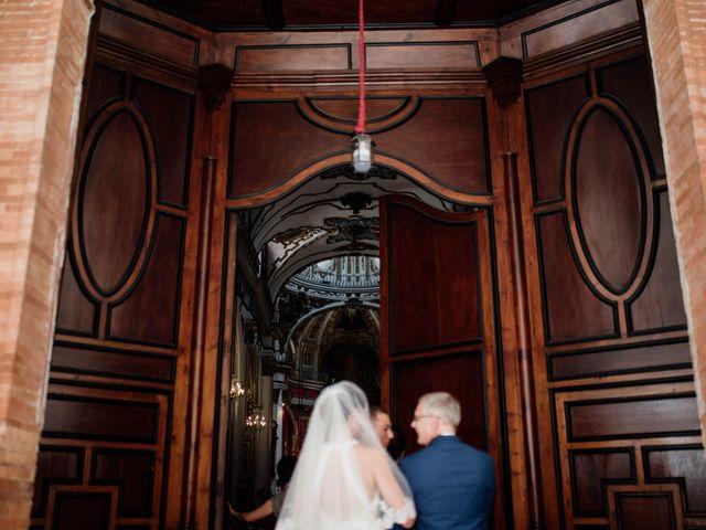 La boda de Michael y Pascaline en Cartama, Málaga 48