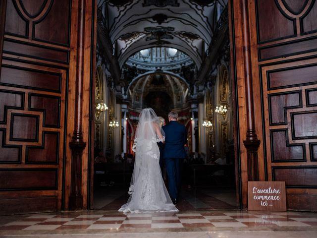 La boda de Michael y Pascaline en Cartama, Málaga 49