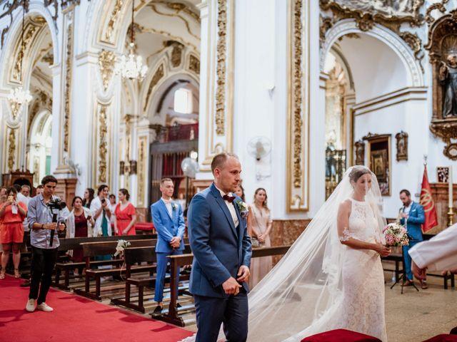 La boda de Michael y Pascaline en Cartama, Málaga 50