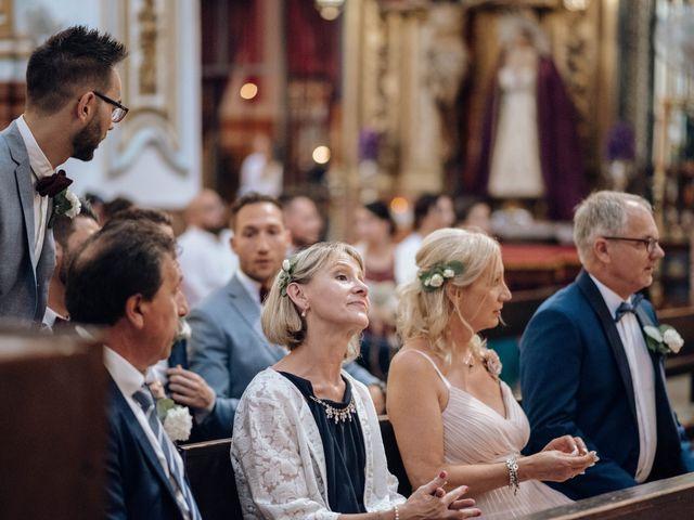La boda de Michael y Pascaline en Cartama, Málaga 51