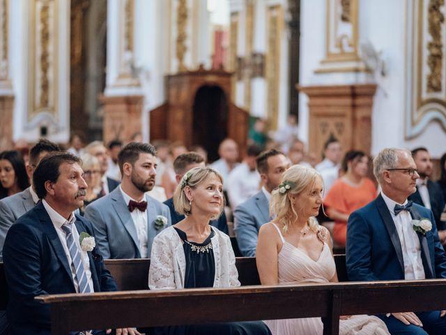La boda de Michael y Pascaline en Cartama, Málaga 52