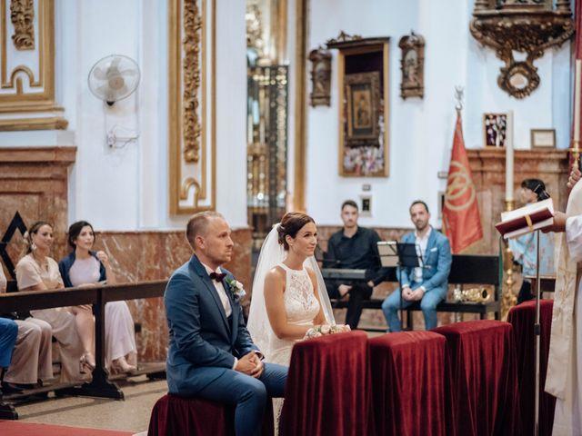 La boda de Michael y Pascaline en Cartama, Málaga 53