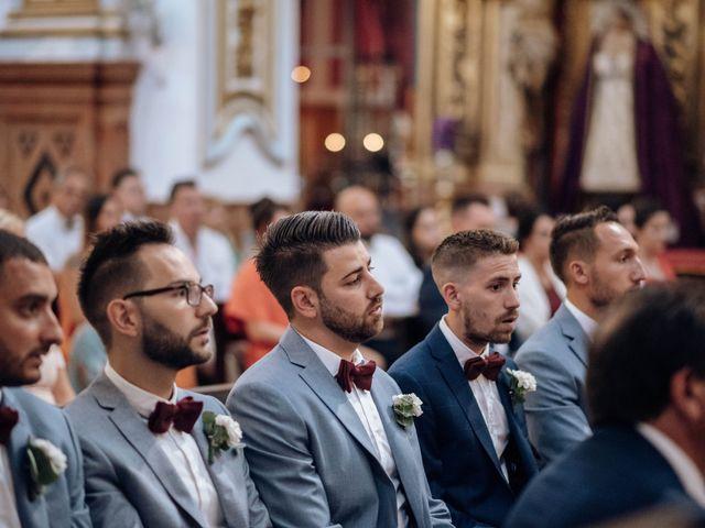 La boda de Michael y Pascaline en Cartama, Málaga 54