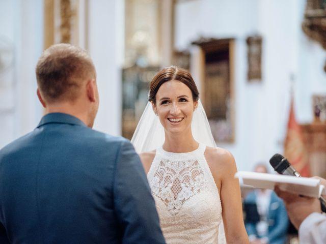 La boda de Michael y Pascaline en Cartama, Málaga 57