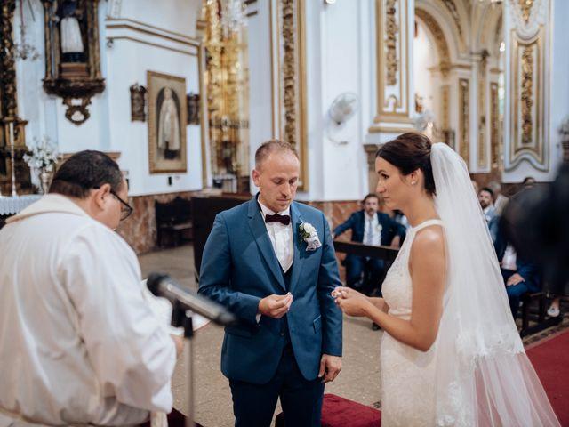 La boda de Michael y Pascaline en Cartama, Málaga 59