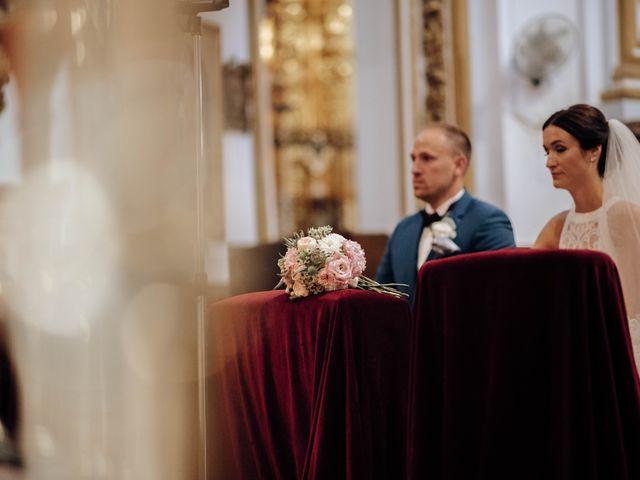 La boda de Michael y Pascaline en Cartama, Málaga 61