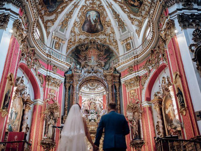 La boda de Michael y Pascaline en Cartama, Málaga 62