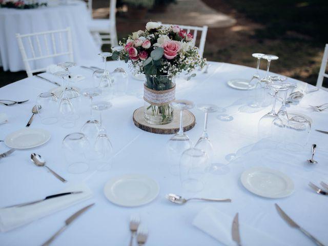 La boda de Michael y Pascaline en Cartama, Málaga 65