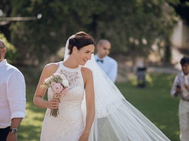 La boda de Michael y Pascaline en Cartama, Málaga 71