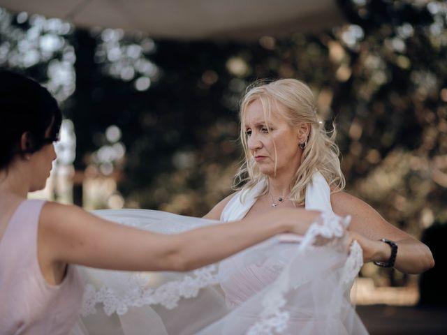 La boda de Michael y Pascaline en Cartama, Málaga 74