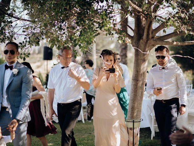 La boda de Michael y Pascaline en Cartama, Málaga 76