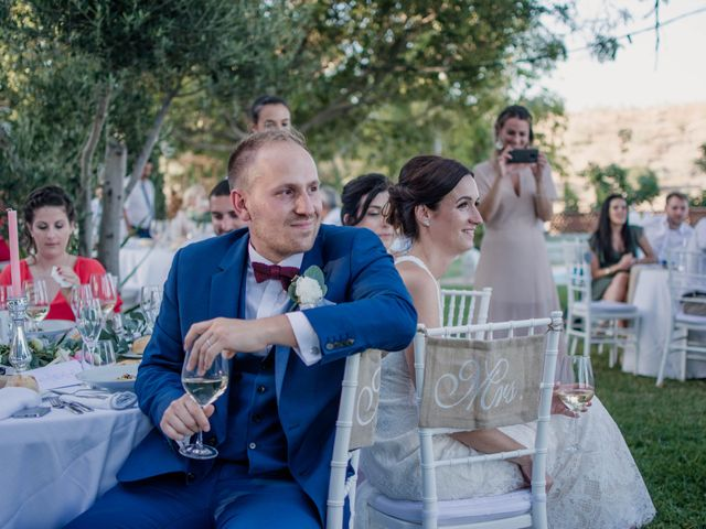 La boda de Michael y Pascaline en Cartama, Málaga 81