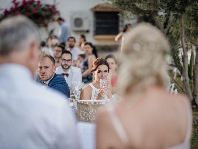 La boda de Michael y Pascaline en Cartama, Málaga 82