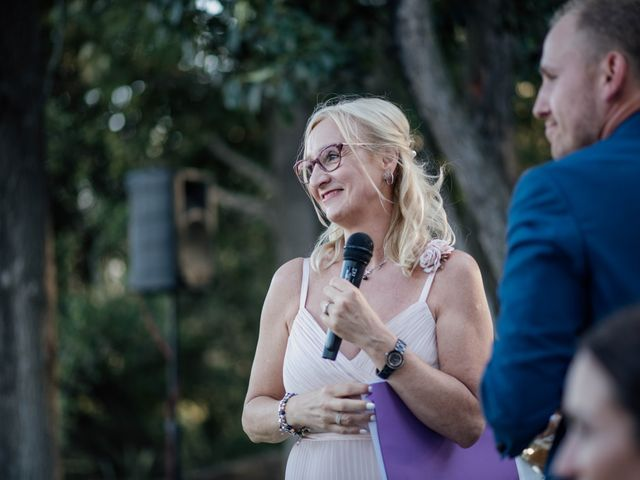 La boda de Michael y Pascaline en Cartama, Málaga 83