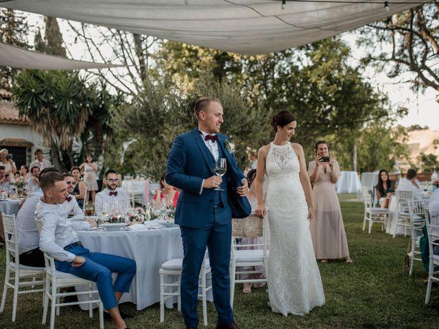 La boda de Michael y Pascaline en Cartama, Málaga 86