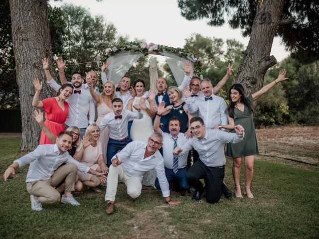 La boda de Michael y Pascaline en Cartama, Málaga 87
