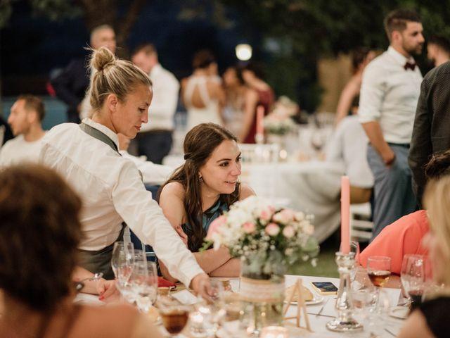 La boda de Michael y Pascaline en Cartama, Málaga 89