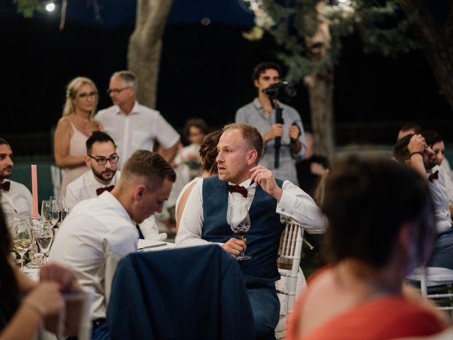 La boda de Michael y Pascaline en Cartama, Málaga 93