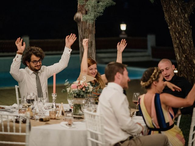 La boda de Michael y Pascaline en Cartama, Málaga 94