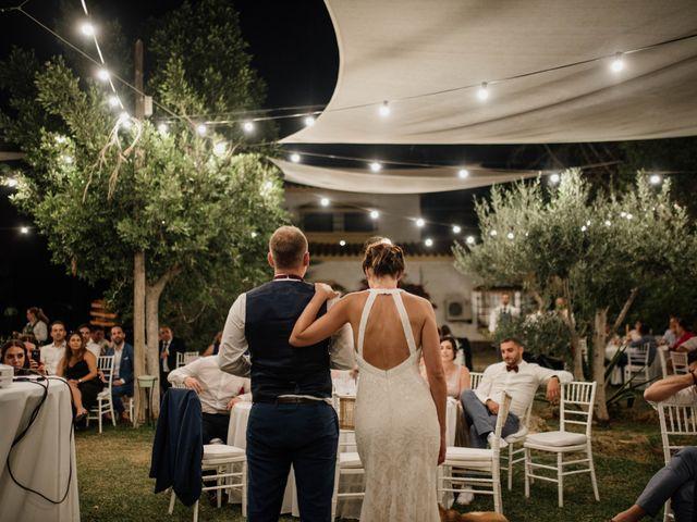 La boda de Michael y Pascaline en Cartama, Málaga 96