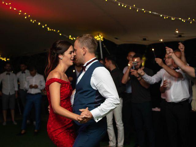 La boda de Michael y Pascaline en Cartama, Málaga 103