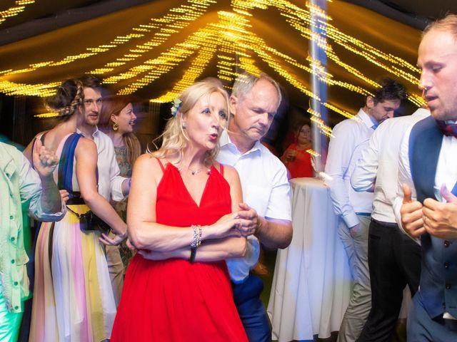 La boda de Michael y Pascaline en Cartama, Málaga 107
