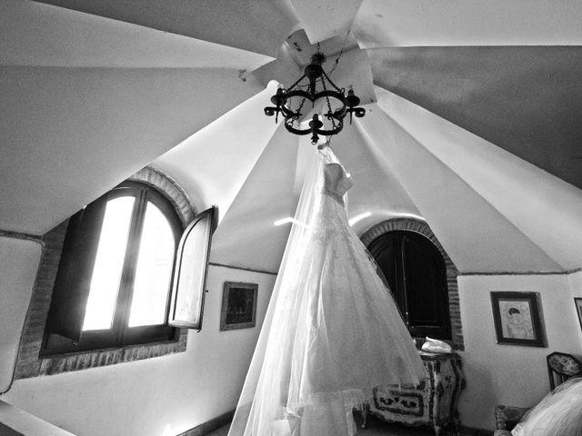 La boda de Pedro y Cristina en Villarrubia De Los Ojos, Ciudad Real 17