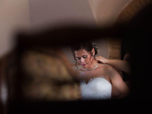 La boda de Pedro y Cristina en Villarrubia De Los Ojos, Ciudad Real 21